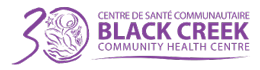 Black Creek Community Health Centre